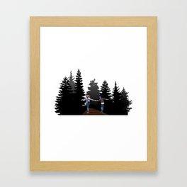 Pricefield Framed Art Print