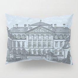 Castle Dream  Pillow Sham