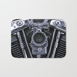 MOTORCYCLE  Bath Mat