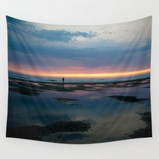 Cannon Beach Oregon Coast 4 Wall Tapestry