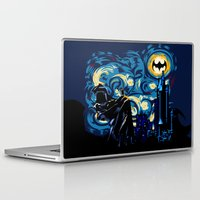 van Laptop & iPad Skins featuring Starry Knight iPhone 4 4s 5 5c 6, pillow case, mugs and tshirt by Three Second