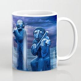 Music Frozen In Time. Coffee Mug