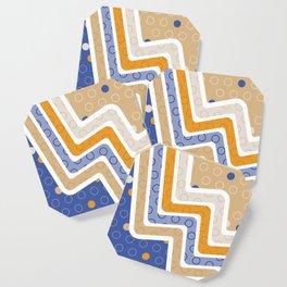 Geometric Figures 6 Coaster