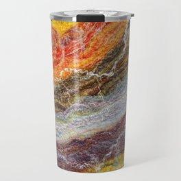 Sheer Fashion - Citrine I Travel Mug
