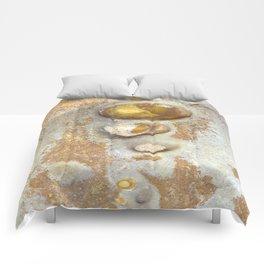 Natures Rock Art 2 Comforters