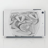 drink iPad Cases featuring Drink by seekmynebula