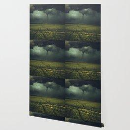 Tornado Coming (Color) Wallpaper