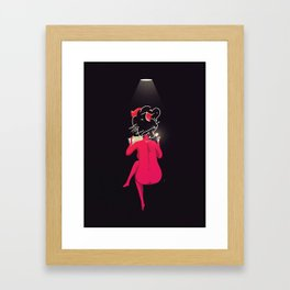 Distractions Framed Art Print