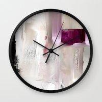 floyd Wall Clocks featuring Pink Floyd by Anivad