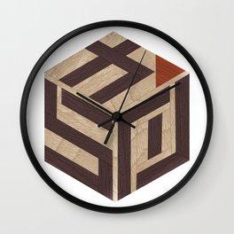 Karakuri Wall Clock