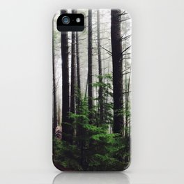 Forest Walk iPhone Case