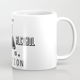 Can't Argue With Science Coffee Mug