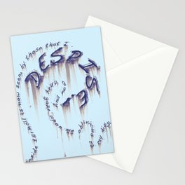 Liquid Sorrw Stationery Cards