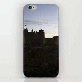 Harlech Castle iPhone Skin