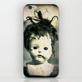 Doll Head iPhone Skin