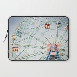 Wonder Wheel Laptop Sleeve