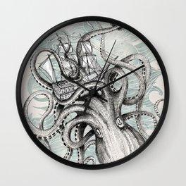 The Baltic Sea - Kraken Wall Clock