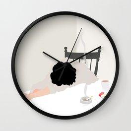 melancholia Wall Clock