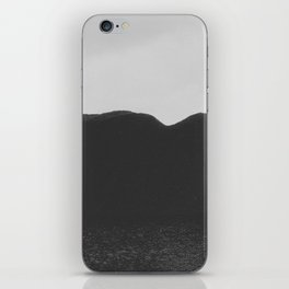 coal iPhone Skin