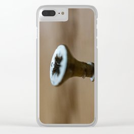 Screw Clear iPhone Case