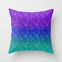 Spirit Wanderer Throw Pillow