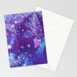 Abnormal Space Stationery Cards