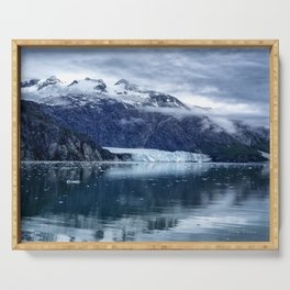 Glacier Bay National Park Serving Tray