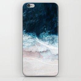 Blue Sea II iPhone Skin
