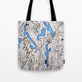Abstract Pattern #1 Tote Bag