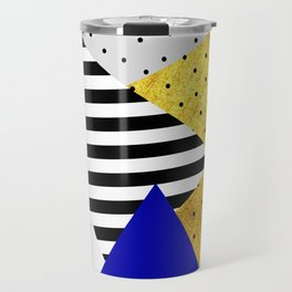 fall abstraction #3 Travel Mug