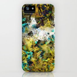 JAPANESSE DANCING iPhone Case