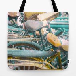 Bicicletta Tangle Tote Bag