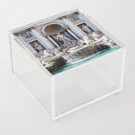Trevi fountain Acrylic Box