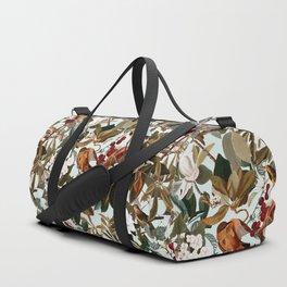 Floral and Birds XXVII Duffle Bag