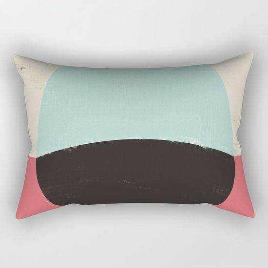 HERE IV (EGG) Rectangular Pillow