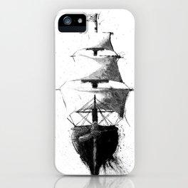 HMS Terror iPhone Case