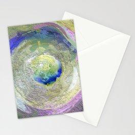 Abstract Mandala 307 Stationery Cards