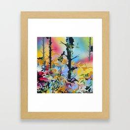 Slow Reparation Framed Art Print