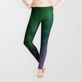 Calamity of Clashing Colors Leggings