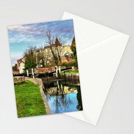 Town Lock Newbury Stationery Cards