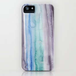 1  | 190907 | Watercolor Abstract Painting iPhone Case