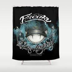 Freakhead Shower Curtain