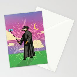 SIMILAR SCIENCE Stationery Cards