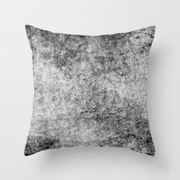 Horror Wall Throw Pillow