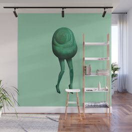 Beany Wall Mural
