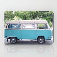 vw iPad Cases featuring VW by myhideaway