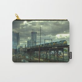 Philadelphia Skyline Freight Carry-All Pouch