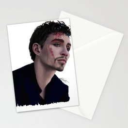 Klaus Hargreeves- Umbrella Academy Stationery Cards