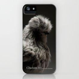 Chic!ken - Silkie Bantam iPhone Case