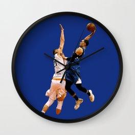 Zach LaVine POSTER Wall Clock